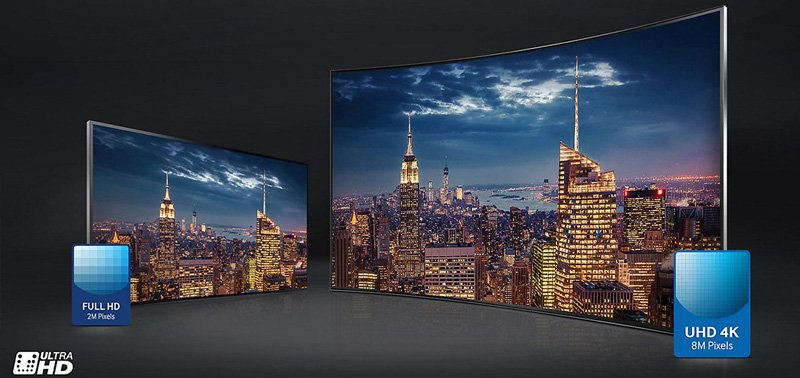 تلویزیون 4K سامسونگ مدل 65jU6400