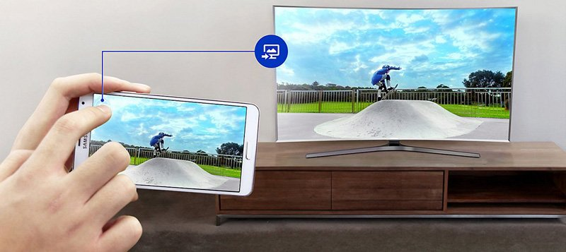 تلویزیون 60 اینچ سامسونگ مدل 65JU6400