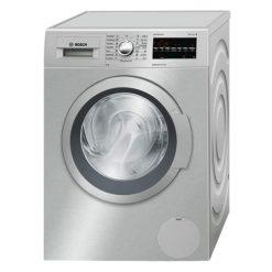 طراحی زیبای ماشین لباسشویی 8کیلویی بوش مدل WAT2846XME از روبرو