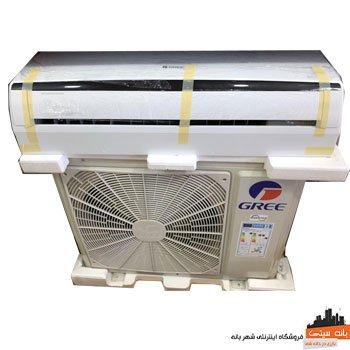 کولر گازی سرمایشی گرمایشی 18000گریGM18LO-V