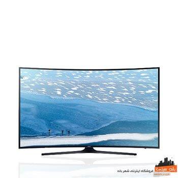 تلویزیون ال ای دی منحنی الترا اچ دی سامسونگ 49ku7350