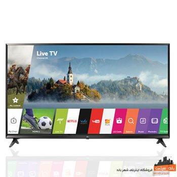 تلویزیون اسمارت الترا اچ دی TV 43uj630 LG