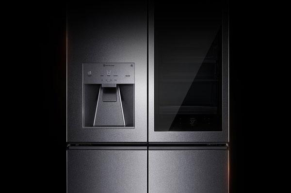 یخچال هوشمند ال جی X33