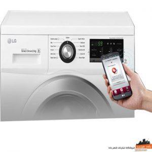 ماشین لباسشویی20کیلو ال جی