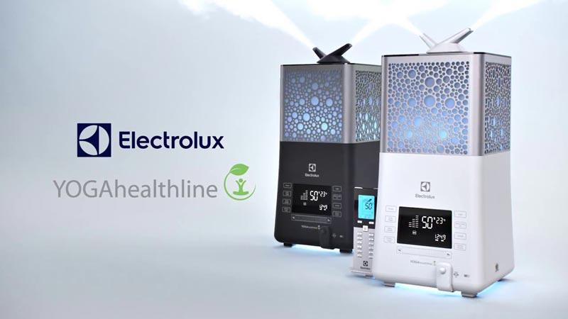 دستگاه تصفیه هوا الکترولوکس
