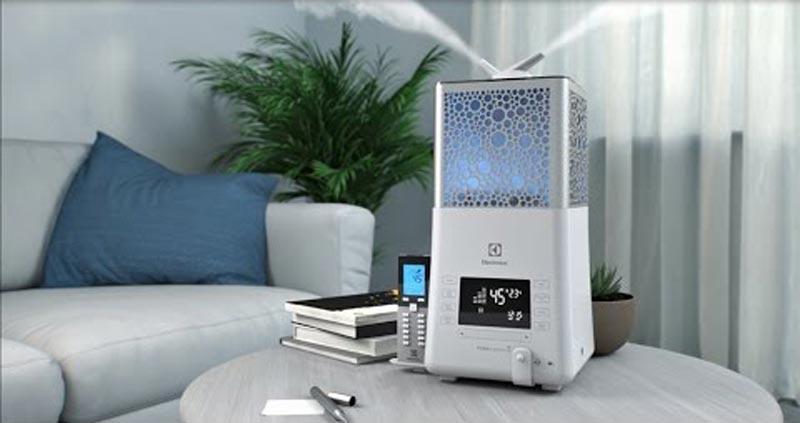 دستگاه تصفیه هوا هوشمند الکترولوکس