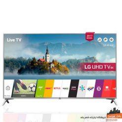 تلویزیون ال جی49uj651v