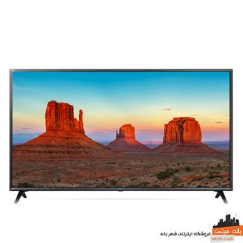 تلویزیون 4k ultra hdال جی55uk6300v