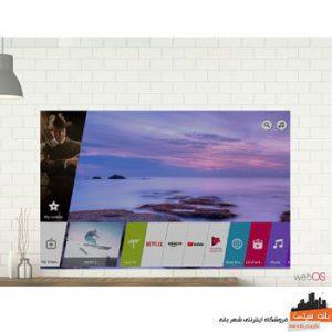 تلویزیون 4k اسمارت ال جی 65uk6100