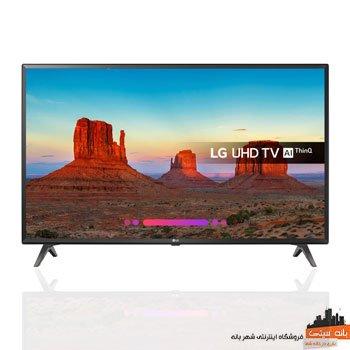 تلویزیون 49 اینچ 4K ال جی مدل 49UK6300