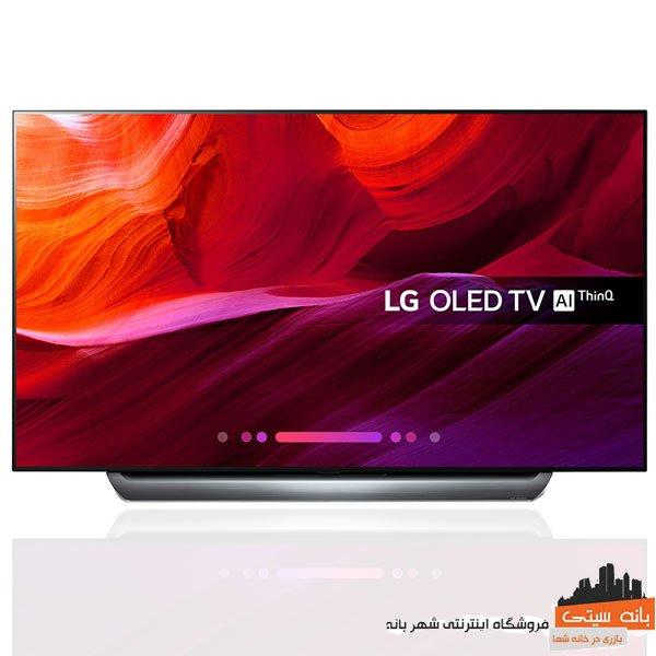 تلویزیون 55 اینچ oled ال جی 55c8 (10)