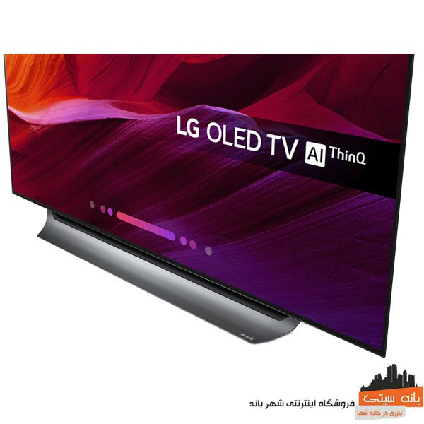 تلویزیون 55 اینچ oled ال جی 55c8