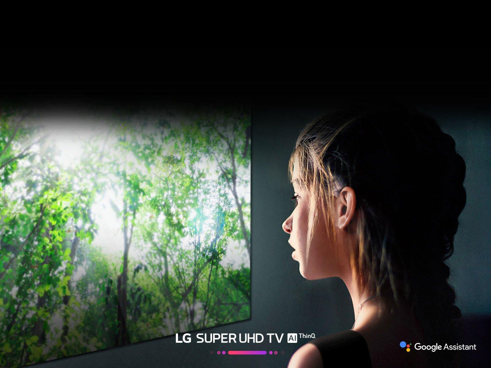تلویزیون هوشمند ال جی مدل 55SK8000