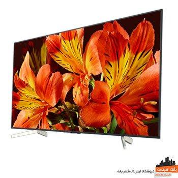 تلویزیون 65 اینچ 4k سونی65x8500f