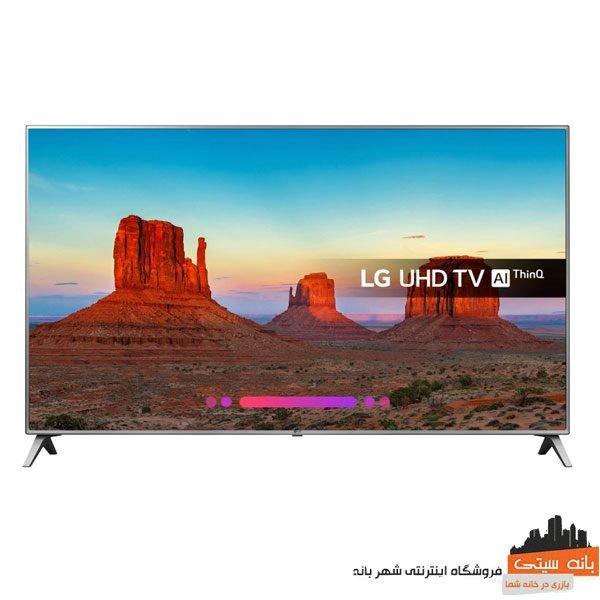 تلویزیون 55 اینچ 4K ال جی 55UK6500