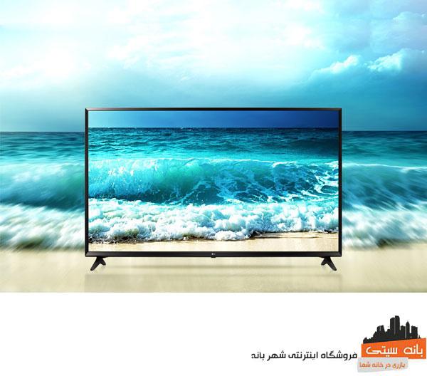 کیفیت صوتی تلویزیون UJ630V