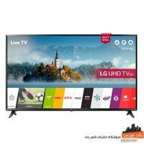 تلویزیون 65 اینچ 4K ال جی 65UJ630