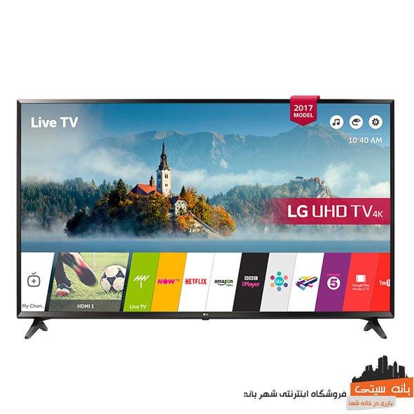 تلویزیون 65 اینچ 4K ال جی 65UJ630 (4)