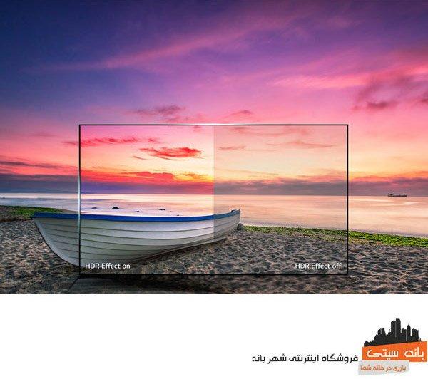 کیفیت تصویر تلویزیون UJ630V
