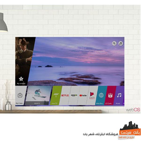 تلویزیون 65 اینچ 4K ال جی 65UK6500
