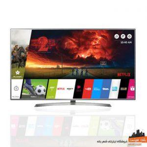 تلویزیون 70 اینچ 4K ال جی 70UJ657T