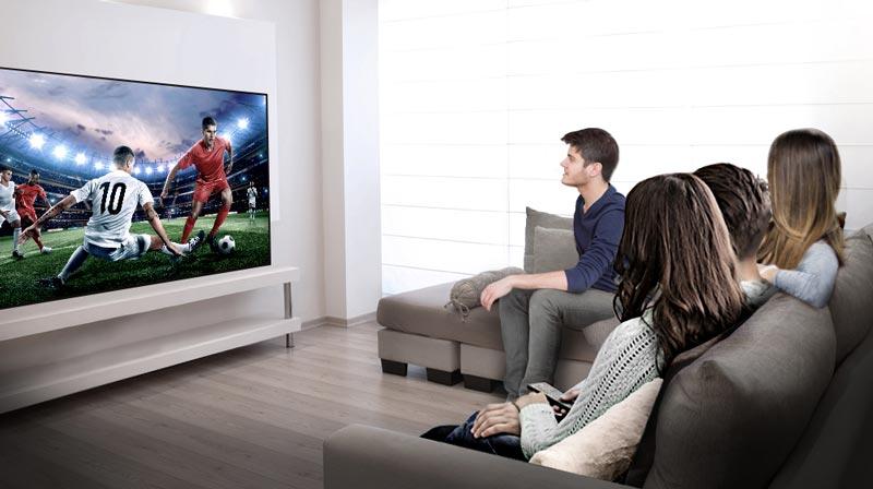تلویزیون ال جی 65UJ630v
