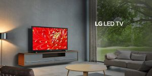تلویزیون ال جی 43 اینچ مدل LV300