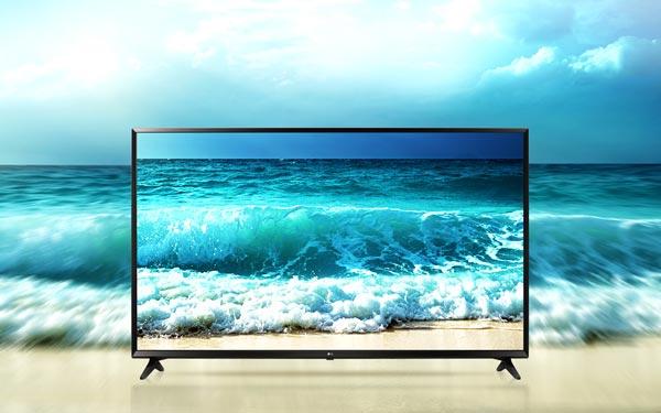 صدای فراگیر تلویزیون 65 اینچ ال جی