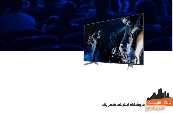 تلویزیون سونی 55 اینچ مدل X8500G