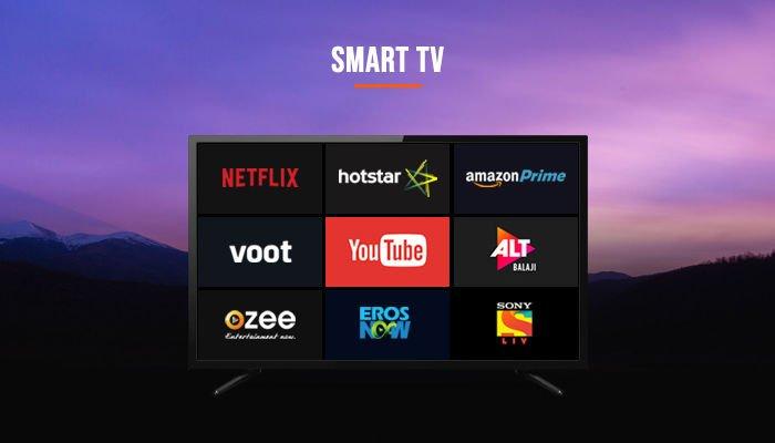 تلویزیون هوشمند - اسمارت تی وی