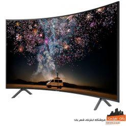 نمای زاویه راست تلویزیون سامسونگ 55RU7300