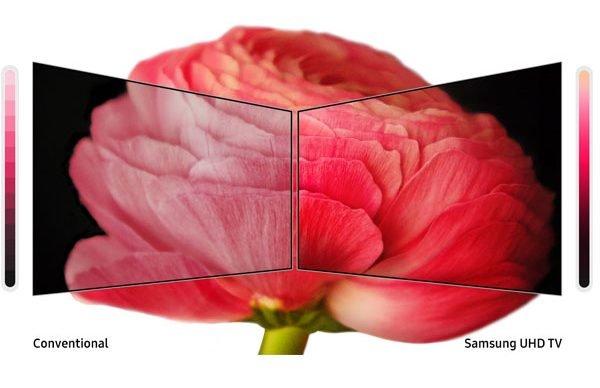 کیفیت تصویری تلویزیون سامسونگ 49 اینچ مدل RU7300