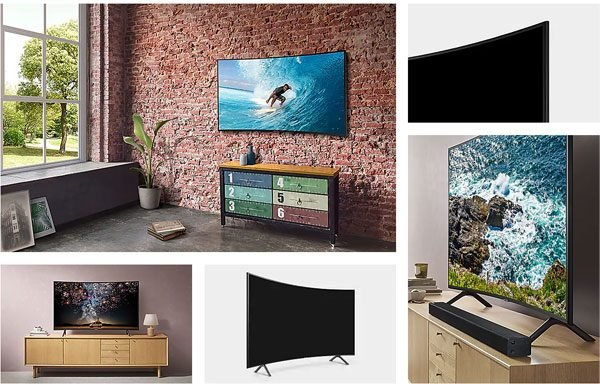 مشخصات تلویزیون سامسونگ 49 اینچ مدل RU7300