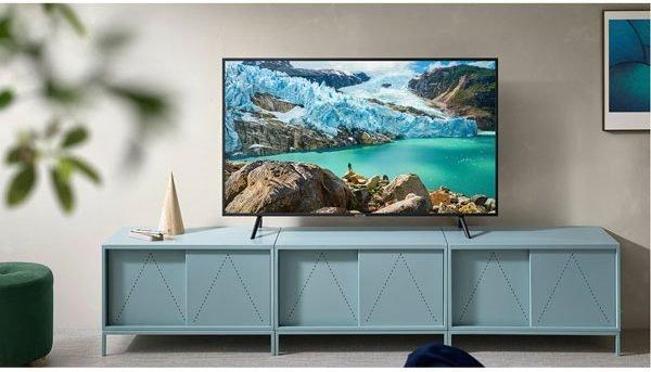 قدرت صوتی تلویزیون 4k سامسونگ 65 اینچ RU7100