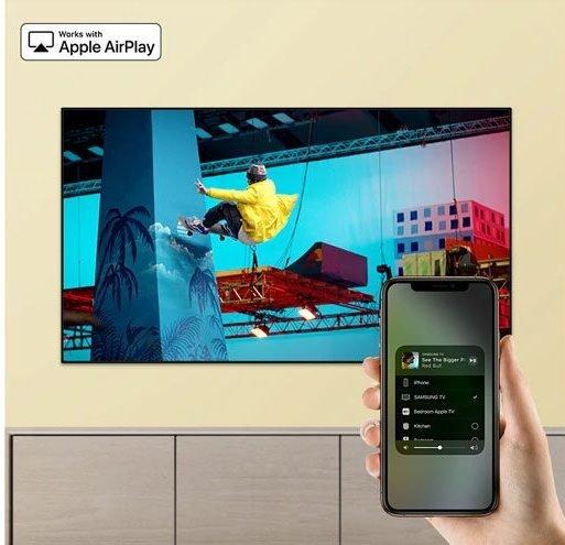 تلویزیون سامسونگ 65 اینچ مدل RU7300