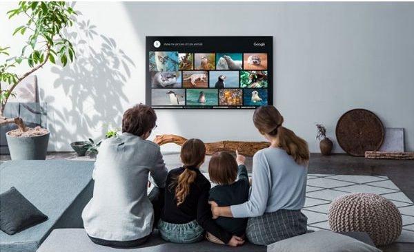 درگاه ارتباطی تلویزیون سونی 55 اینچ مدل x9000g