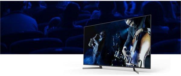 قدرت صوتی تلویزیون سونی 65 اینچ مدل x9500g