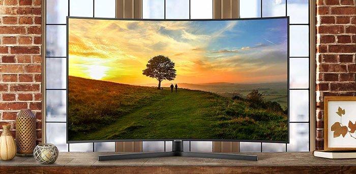 تلویزیون سری KU7000 سامسونگ