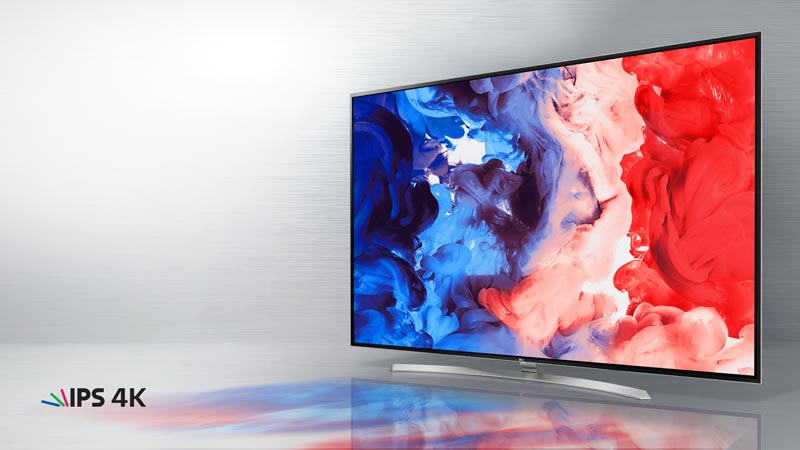 تلویزیون ال جی مدل 49UH750V
