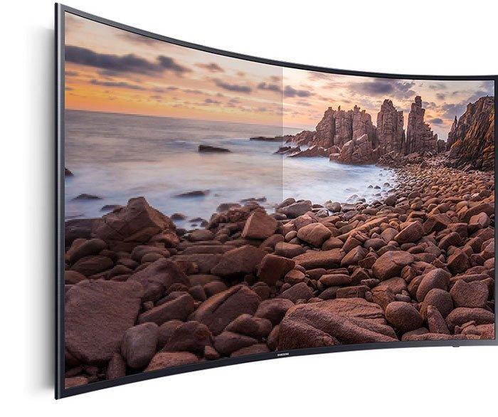 تلوزیون LEDسامسونگ 55 اینچ