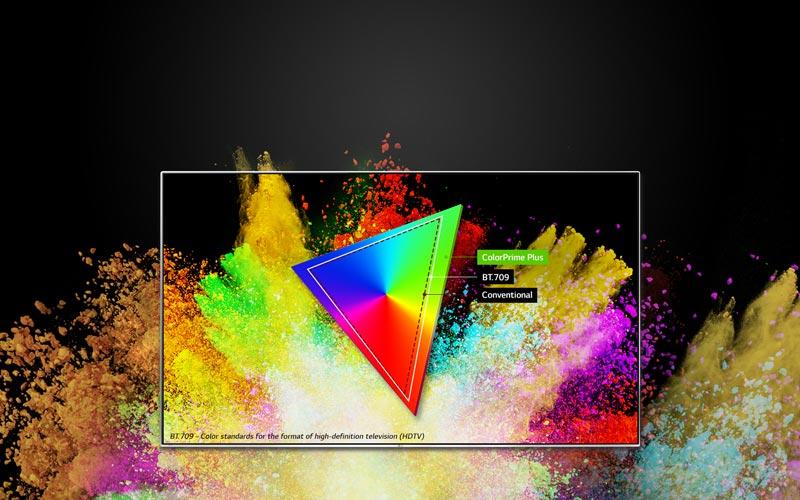 تلویزیون 65 اینچ ال جی