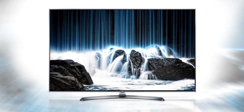 تلویزیون ال جی 43UJ752V