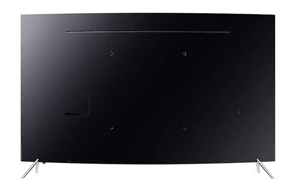 نمای پشت تلویزیون سامسونگ 55 اینچ مدل 55KS8500