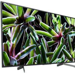 نمای زاویه چپ تلویزیون سونی 65X7000G