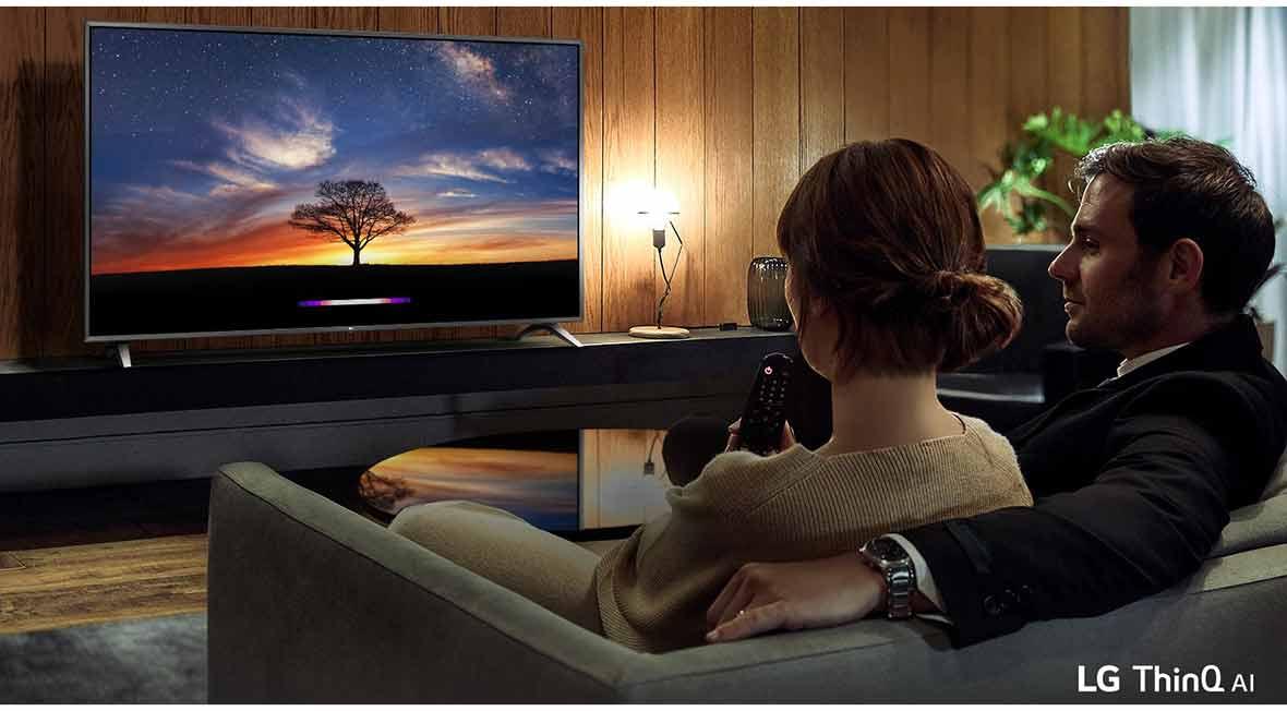 تلویزیون هوشمند ال جی 49UM7340