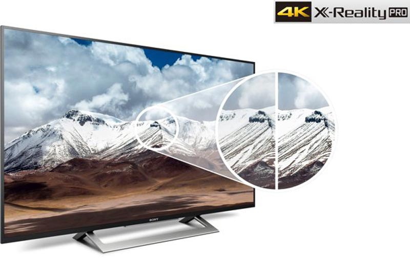 تلویزیون 4K سونی مدل 55X7000G
