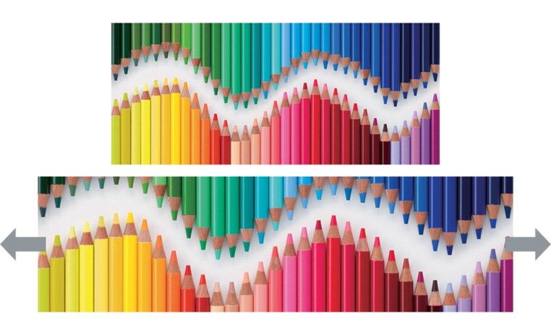 کیفیت رنگ سونی 55X8000G تکنولوژي تریلومینوس