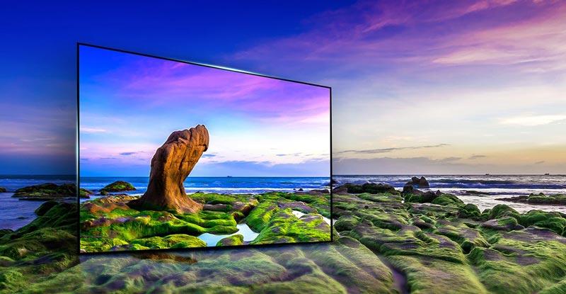 تلویزیون 4K ال جی 49 اینچ