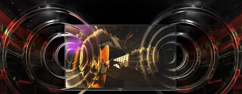 کیفیت صدای تلویزیون سونی مدل سونی49X7000F