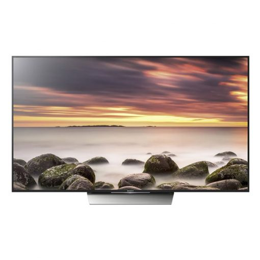نمای ظریف تلویزیون سونی 55X88D99